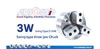 Swing type 3-jaw Power Chuck(3W)