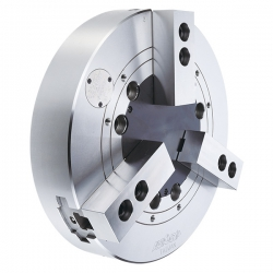 WEDGE-HOOK type 3-Jaw Power Chuck