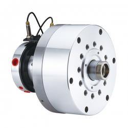 精短整合型注氣迴轉油壓缸(二)