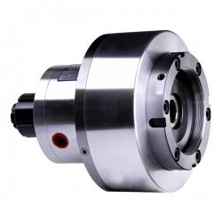 齿轮机专用回转油压缸