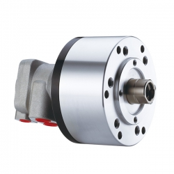 Short type Rotary Hydraulic Cylinder with Safety Device