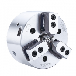 Compensation-type three-jaw Chuck