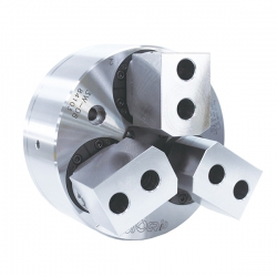 Swing type three-jaw Chuck